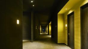 齐齐哈尔鹤之汤温泉养生馆-包间区走廊实景照片