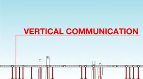 既存ビルが持つ垂直交通および設備機能を強化