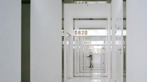 オフィス標準階廊下