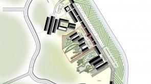齐齐哈尔扎龙温泉会馆-规划区位图