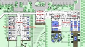 齐齐哈尔扎龙温泉会馆-平面分析图